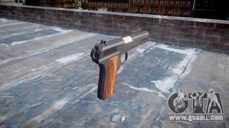 Gun TT for GTA 4 second screenshot