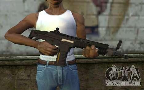 LK-05 v1 for GTA San Andreas third screenshot