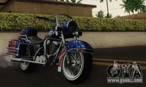Western Sovereign for GTA San Andreas