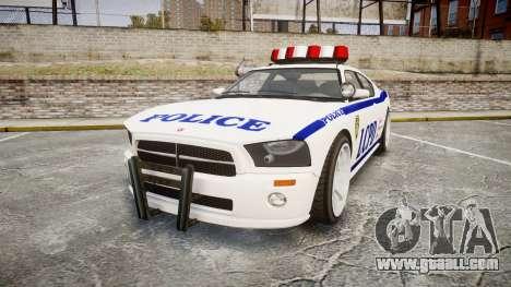 Bravado Buffalo Police for GTA 4