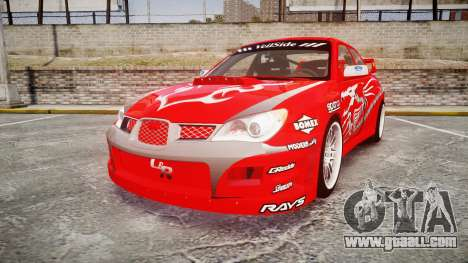 Subaru Impreza WRX STI Street Racer for GTA 4