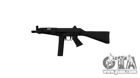 Gun Taurus MT-40 buttstock1 icon3 for GTA 4 third screenshot