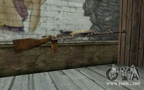 ДПМ (Battlefield: Vietnam) for GTA San Andreas second screenshot