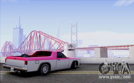 New Picador for GTA San Andreas right view