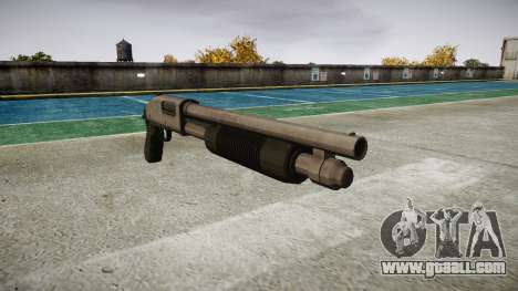 Riot shotgun Mossberg 500 icon3 for GTA 4