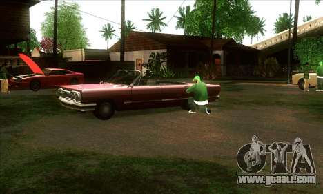 Life situation v3.0 for GTA San Andreas third screenshot