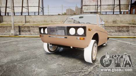 VAZ-2106 hooligan Azerbaijani style for GTA 4