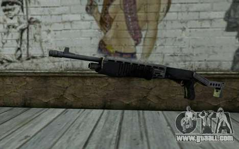 SPAS-12 from Battlefield 3 for GTA San Andreas