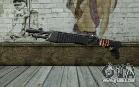 Shotgun from Half - Life Paranoia for GTA San Andreas