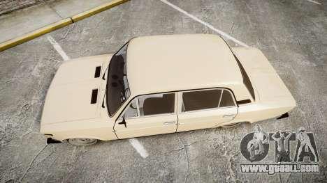 VAZ 2106 Lada for GTA 4 right view