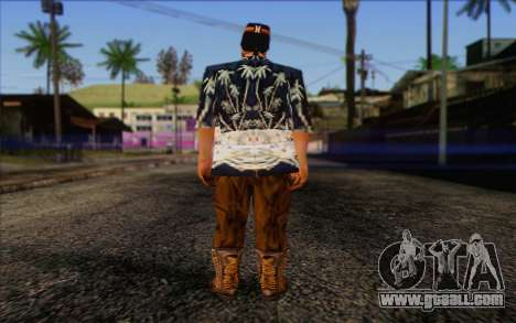 Cartel from GTA Vice City Skin 2 for GTA San Andreas second screenshot