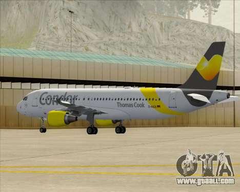 Airbus A320-212 Condor for GTA San Andreas