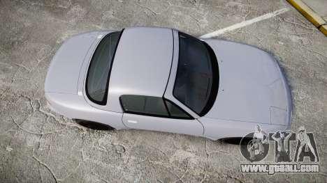 Mazda MX-5 Miata NA [Updated] for GTA 4 right view