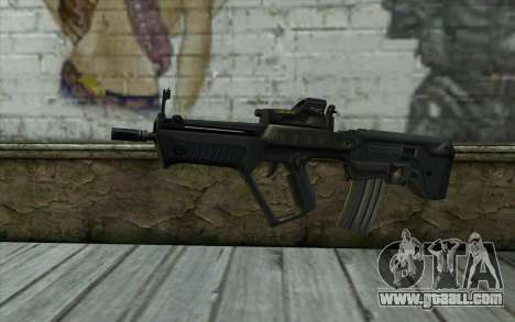 TAR-21 Bump Mapping v1 for GTA San Andreas