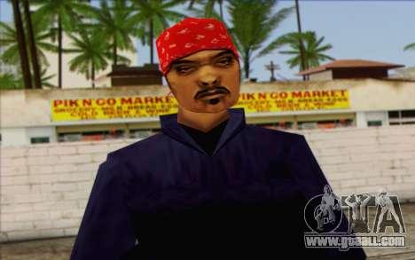 Diablo from GTA Vice City Skin 1 for GTA San Andreas third screenshot