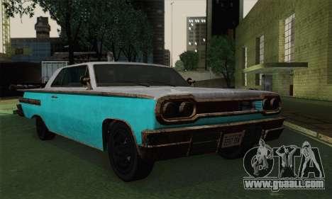 Declasse Voodoo for GTA San Andreas