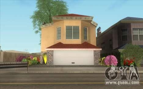 New home in Las Venturas for GTA San Andreas second screenshot