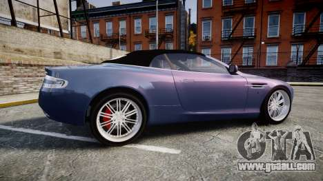 Aston Martin DB9 Volante 2005 VK Edition for GTA 4