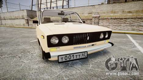 VAZ 2106 Lada for GTA 4