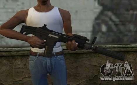LK-05 v4 for GTA San Andreas third screenshot