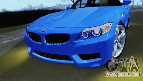 BMW Z4 sDrive28i 2012 Stock for GTA San Andreas right view