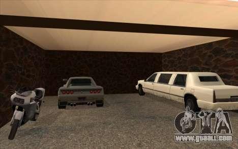 New home in Las Venturas for GTA San Andreas fifth screenshot