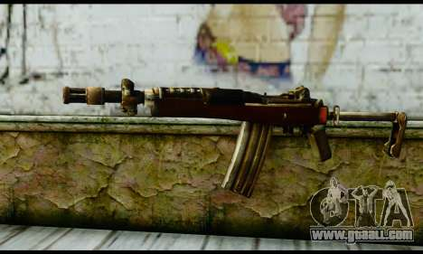 Ruger Mini-14 from Gotham City Impostors v2 for GTA San Andreas