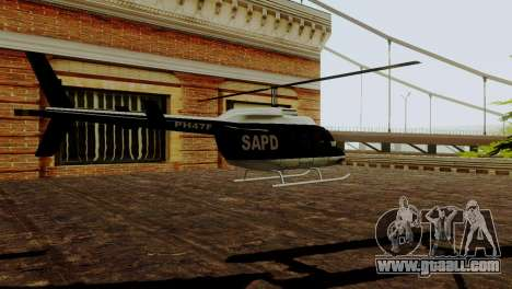 New vehicles in SFPD for GTA San Andreas forth screenshot