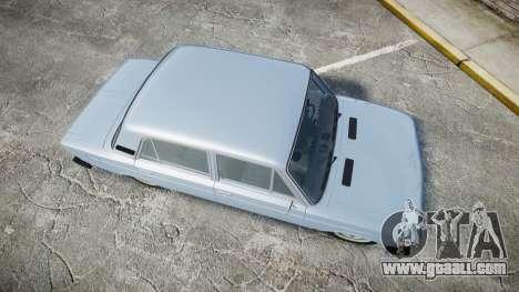 VAZ-2106 (Lada 2106) for GTA 4 right view