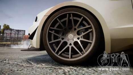 Ford Mustang GT 2014 Custom Kit PJ3 for GTA 4 back view
