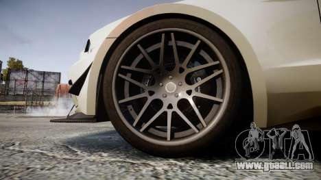 Ford Mustang GT 2014 Custom Kit PJ5 for GTA 4 back view