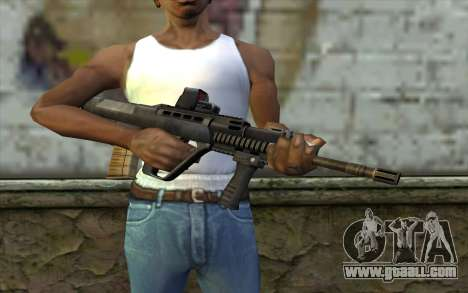 ST Kinetics SAR 21 from Tornado Force for GTA San Andreas third screenshot