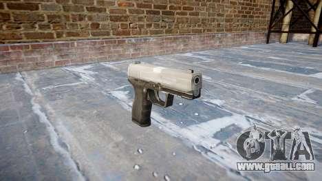 Pistol Taurus 24-7 titanium icon1 for GTA 4