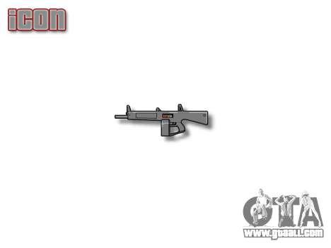 Shotgun Auto Assault-12 for GTA 4 third screenshot