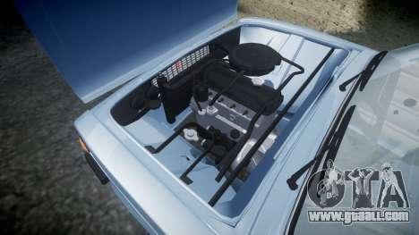 VAZ-2106 (Lada 2106) for GTA 4 side view