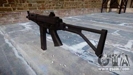 Gun Taurus MT-40 buttstock2 icon2 for GTA 4 second screenshot