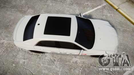 Chrysler 300 SRT8 2012 PJ SRT8 for GTA 4 right view