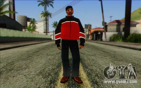Hood from GTA Vice City Skin 2 for GTA San Andreas