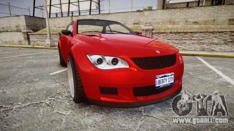 GTA V Ubermacht Sentinel XS for GTA 4