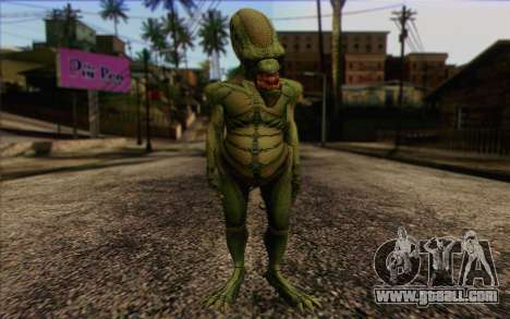 Alien from GTA 5 for GTA San Andreas
