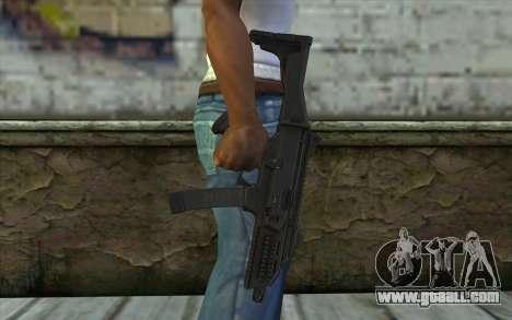 CZ-3A1 Scorpion (Bump Mapping) v3 for GTA San Andreas third screenshot