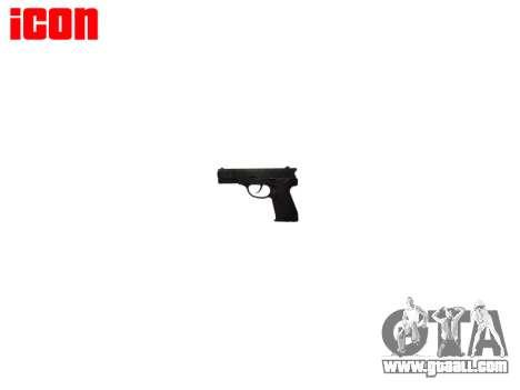 Gun QSZ-92 for GTA 4 third screenshot