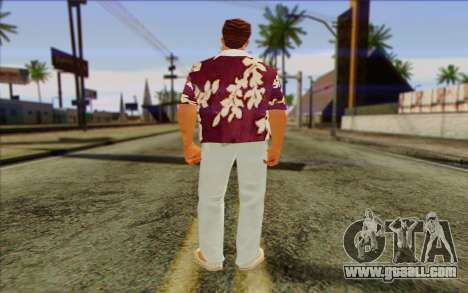 Diaz Gang from GTA Vice City Skin 1 for GTA San Andreas second screenshot