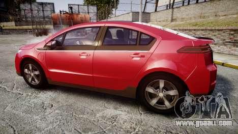 Chevrolet Volt 2011 v1.01 rims1 for GTA 4 left view