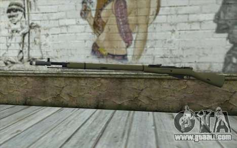 The Mosin-v7 for GTA San Andreas