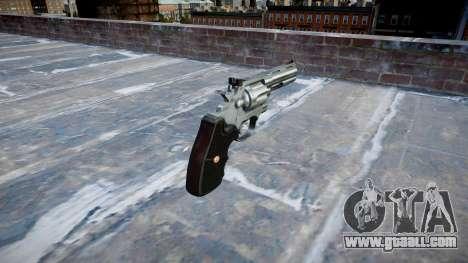 Revolver, Colt Python .357 Elite for GTA 4 second screenshot