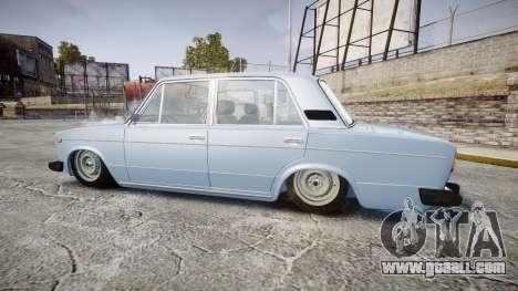 VAZ-2106 (Lada 2106) for GTA 4 left view