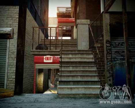 Garage with new interior Alkaline for GTA 4 forth screenshot