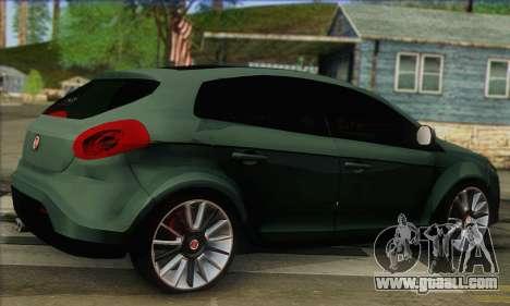 Fiat Bravo 2 for GTA San Andreas left view
