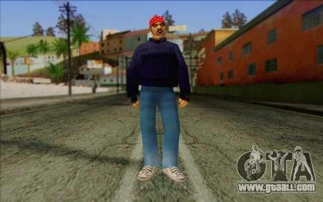 Diablo from GTA Vice City Skin 1 for GTA San Andreas